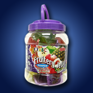 ABC Jelly Assorted In Jars 6 x 880g
