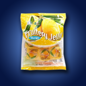 ABC Fruitery Jelly Mango Flower Cup