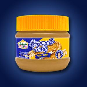 Barrio Fiesta Peanut Butter 24 x 170g