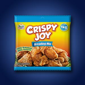 Barrio Fiesta Crispy Joy Regular Breading Mix 62g
