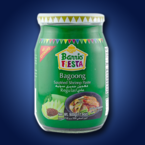 Barrio Fiesta Sauteed Shrimp Paste Regular 12 x 500g