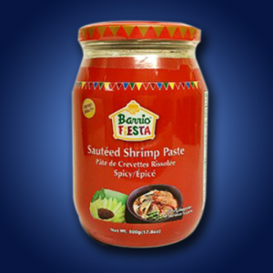 Barrio Fiesta Sauteed Shrimp Paste Spcy 12 x 500g