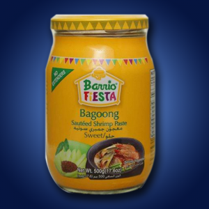 Barrio Fiesta Sauteed Shrimp Paste Sweet 12 x 500g