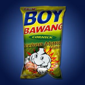 Boy Bawang Lechon Manok 4 x 100g